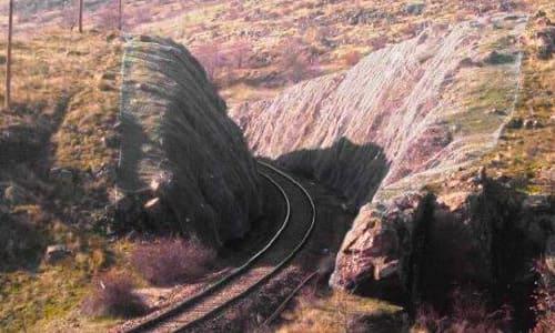 IKZ Demiryolu Şev Koruma Uygulaması