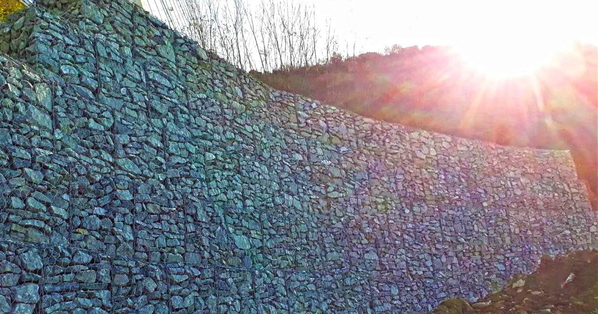 yavuz sultan selim köprüsü için ağırlık tipi istinat duvarı